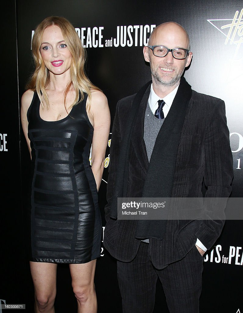 <a gi-track='captionPersonalityLinkClicked' href=/galleries/search?phrase=Heather+Graham+-+Actress&family=editorial&specificpeople=204520 ng-click='$event.stopPropagation()'>Heather Graham</a> (L) and <a gi-track='captionPersonalityLinkClicked' href=/galleries/search?phrase=Moby&family=editorial&specificpeople=203129 ng-click='$event.stopPropagation()'>Moby</a> arrive at the 6th Annual Hollywood Domino Pre-Oscar Gala & Tournament held at Sunset Tower on February 21, 2013 in West Hollywood, California.