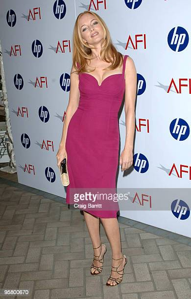 Heather Graham arrives at the Tenth Annual AFI Awards held at the Four Seasons Beverly Hills on January 15 2010 in Los Angeles California