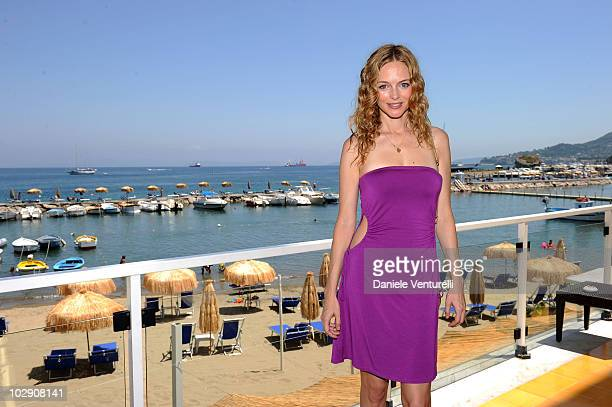 Heather Graham attends day five of the Ischia Global Film And Music Festival on July 15 2010 in Ischia Italy