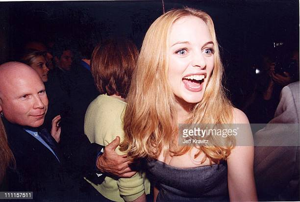 Heather Graham during 'Boogie Nights' Premiere in Los Angeles California United States