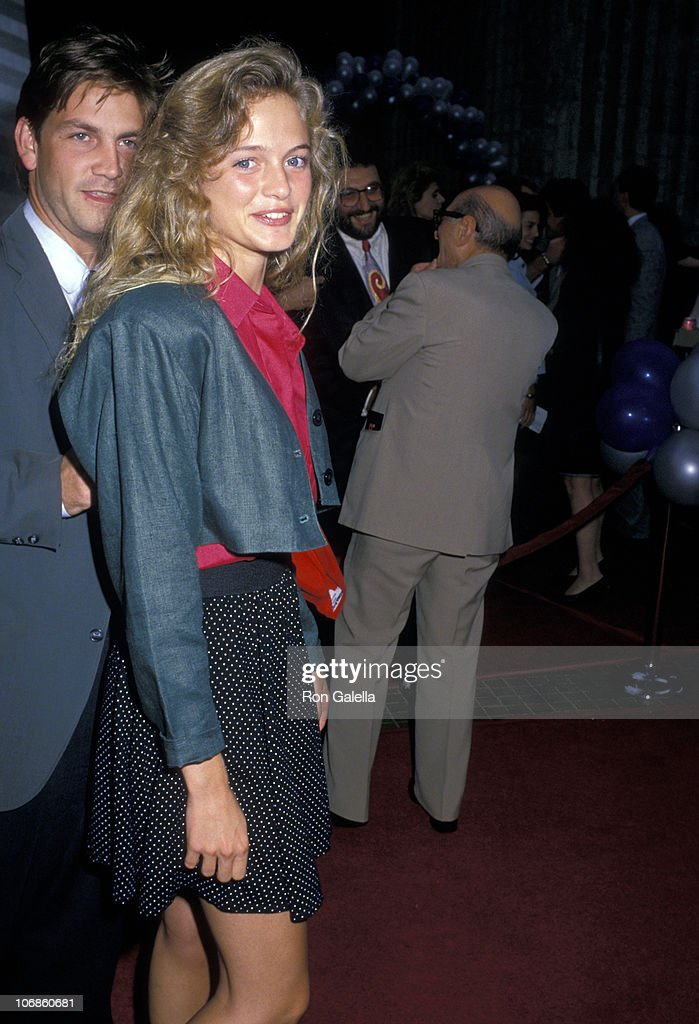 Heather Graham during 'Die Hard' Los Angeles Premiere - July 12, 1988 at Avco Cinema in Los Angeles, California, United States.