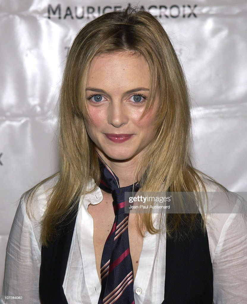 Heather Graham during Maurice Lacroix Presents The <b>Junior League</b> of Los <b>...</b> - heather-graham-during-maurice-lacroix-presents-the-junior-league-of-picture-id107284082