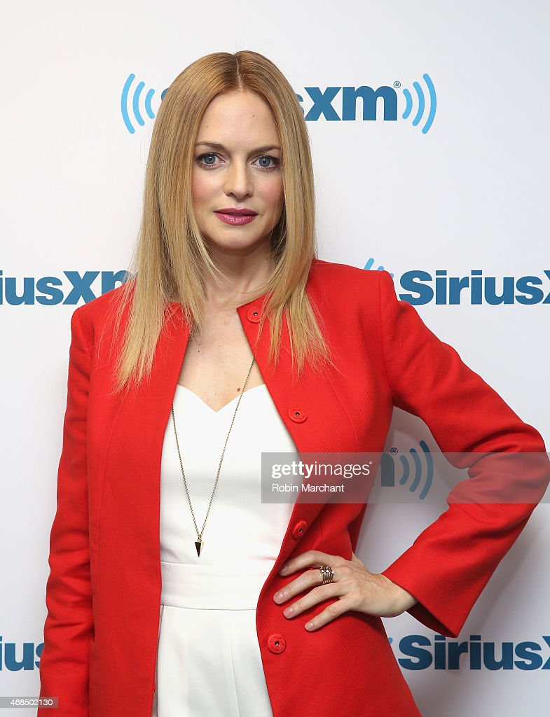 Celebrities Visit SiriusXM Studios - April 3, 2015