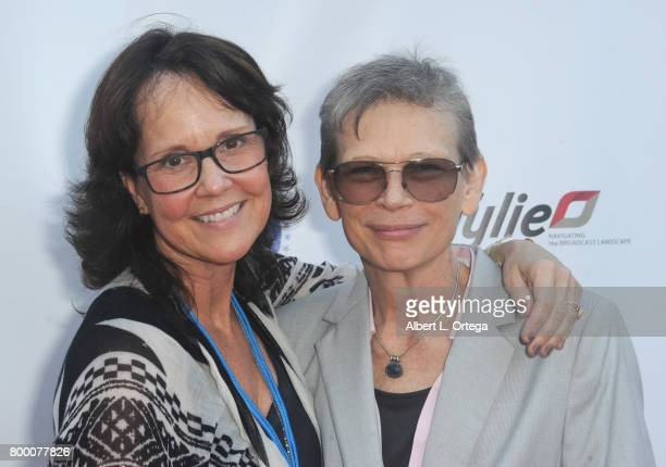 Heather Hinkel and guest attend the Entertainment AIDS Alliance's Annual EAA Wine Wisdom Vision Event Benefiting Village Health Foundation And UCLA...