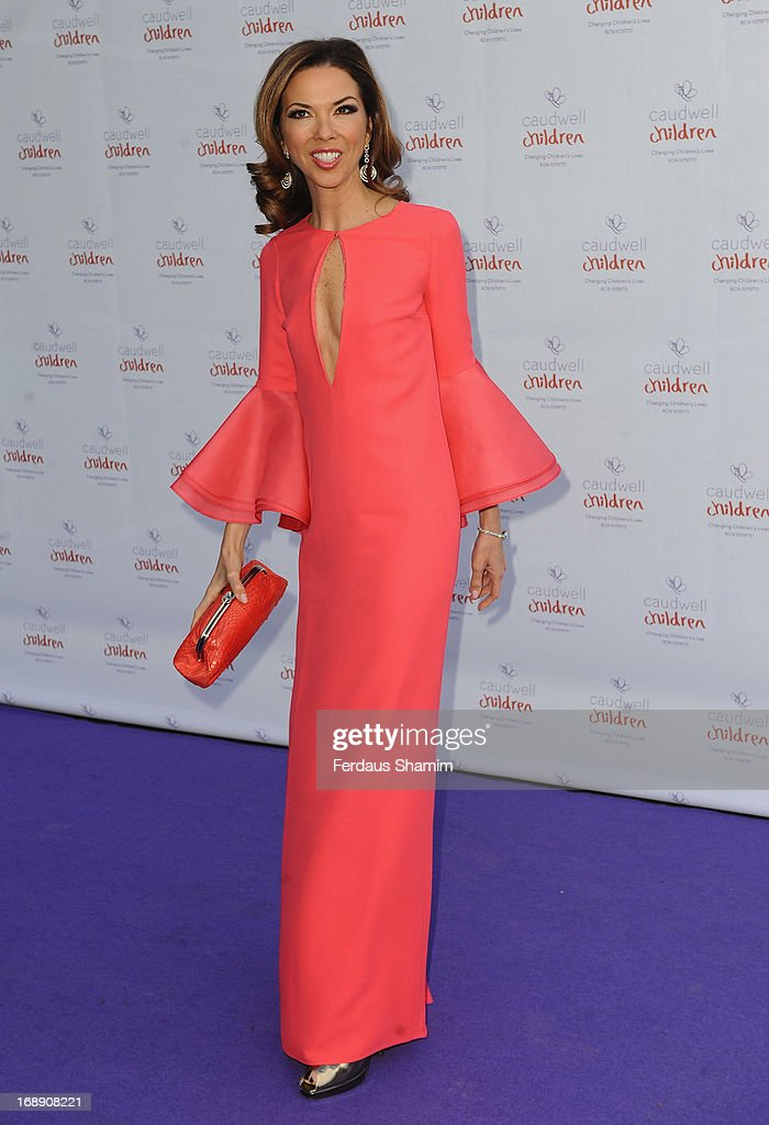 Heather Kerzner attends The Butterfly Ball: A Sensory Experience in aid of the Caudwell Children's charity at Battersea Evolution on May 16, 2013 in London, England.