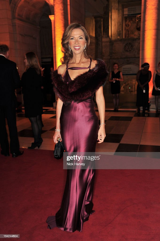 Heather Kerzner attends the Hollywood Costume gala dinner at the Victoria & Albert Museum on October 16, 2012 in London, England.