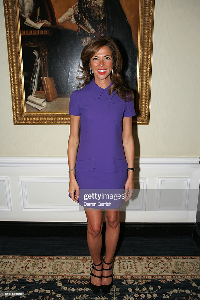 Heather Kerzner attends the nominees party for The British Fashion Awards on September 3, 2012 in London, England.