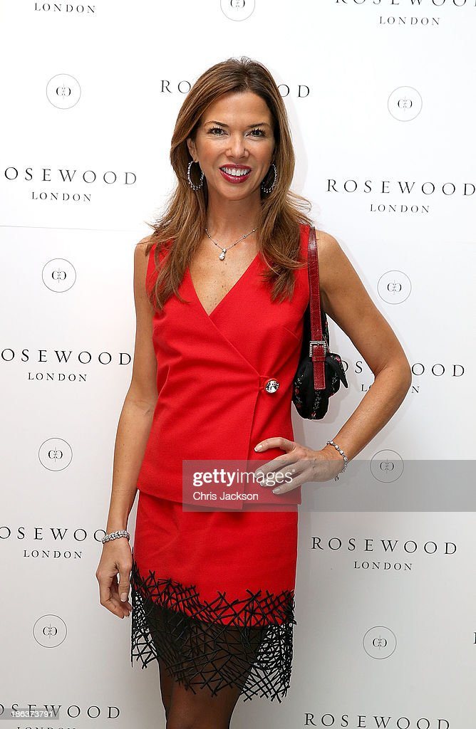 <a gi-track='captionPersonalityLinkClicked' href=/galleries/search?phrase=Heather+Kerzner&family=editorial&specificpeople=614088 ng-click='$event.stopPropagation()'>Heather Kerzner</a> attends the opening of Rosewood London on October 30, 2013 in London, England.