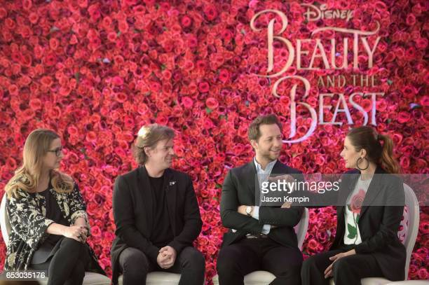 Heather LaingObstbaum Christopher Kane Derek Blasberg Livia Firth and Laure Heriard Dubreuil were part of a panel discussion on storytelling through...