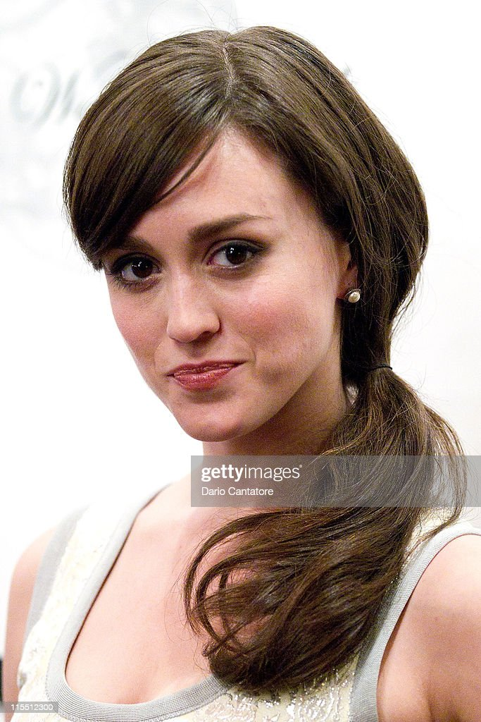 Heather Lind attends the 67th annual Theatre World Awards Ceremony at the August Wilson Theatre on June 7, 2011 in New York City.