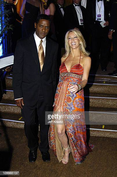 Heather Locklear and Blair Underwood **EXCLUSIVE**