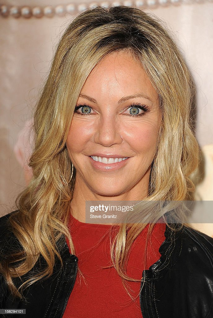Heather Locklear arrives at the 'This Is 40' - Los Angeles Premiere at Grauman's Chinese Theatre on December 12, 2012 in Hollywood, California.