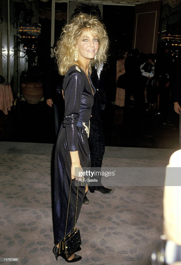 Heather Locklear at the Beverly Hilton Hotel in Beverly Hills, California