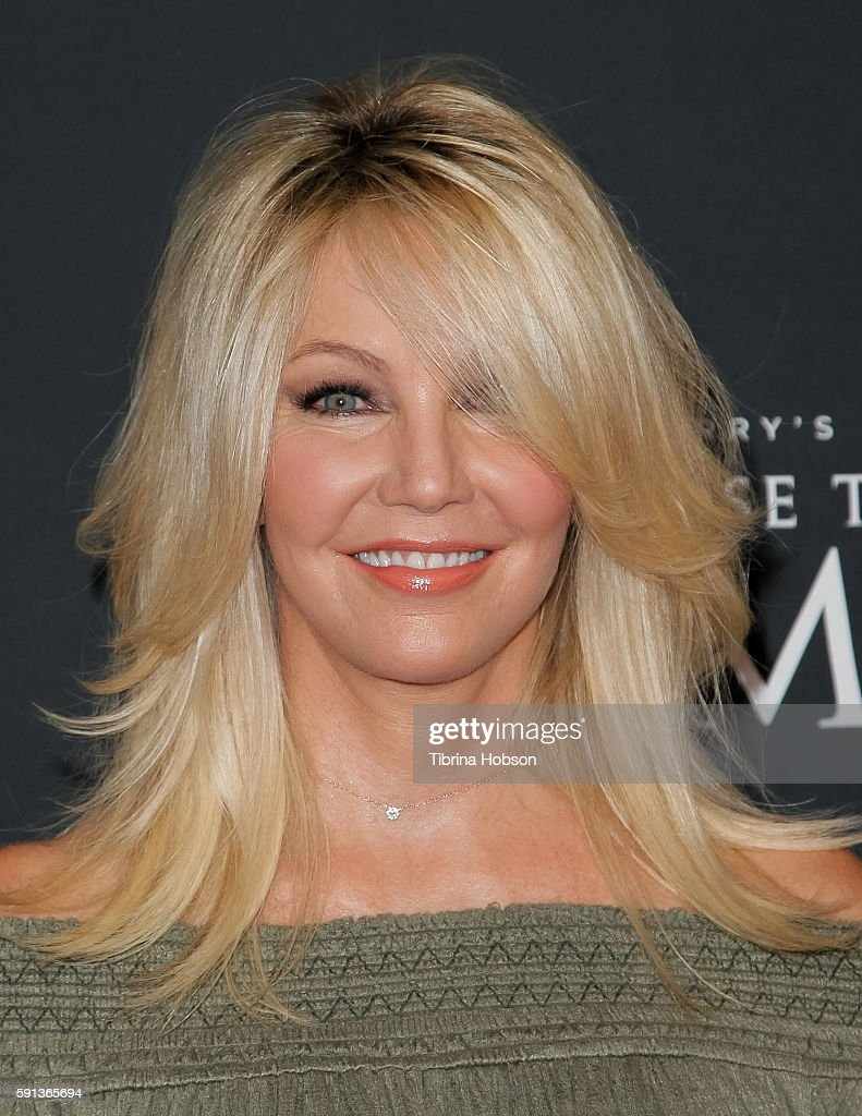 Heather Locklear attends the Screening of TLC Networks 'Too Close To Home' at The Paley Center for Media on August 16, 2016 in Beverly Hills, California.