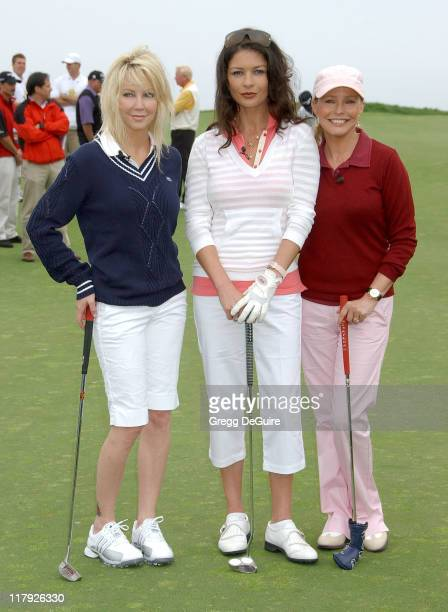 Heather Locklear Catherine ZetaJones and Cheryl Ladd