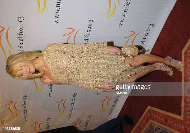 Heather Locklear during 'A Funny Thing Happened on the Way to Cure Parkinson's' A Benefit Evening for the Michael J Fox Foundation for Parkinson's...