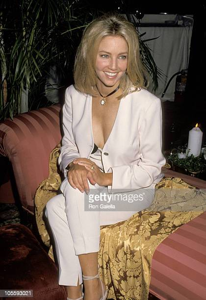 Heather Locklear during Fox Broadcasting Announces New Schedule for 19931994 Season at Tavern on the Green in New York City New York United States