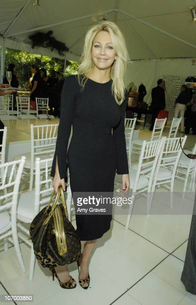 Heather Locklear during Valentino and Lorraine Schwartz Fashion Show and Sale to Benefit the Intrepid Fallen Heroes Fund at Home of Irina and Mike...