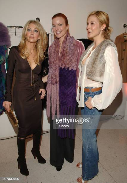Heather Locklear Marcia Cross and Kelly Rutherford