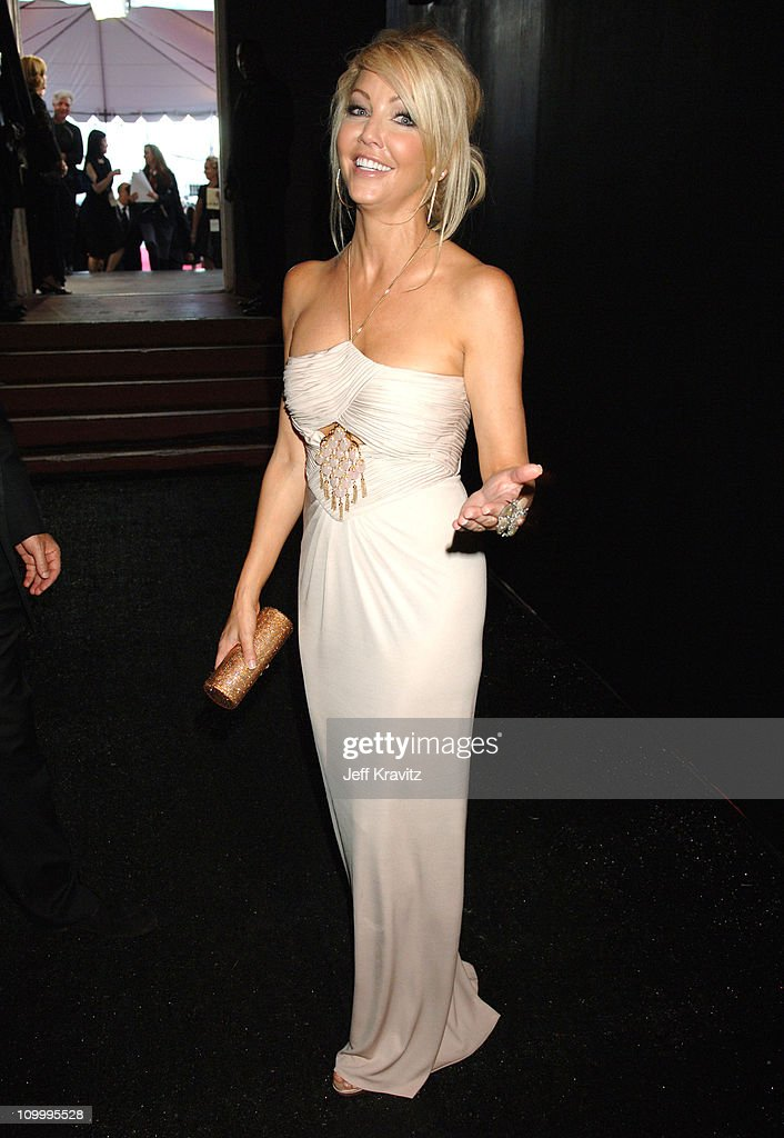 Heather Locklear , presenter during 58th Annual Primetime Emmy Awards ...