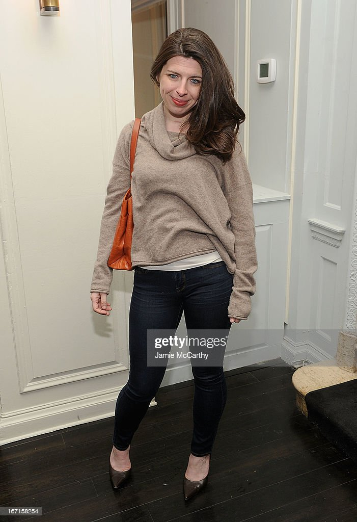 <a gi-track='captionPersonalityLinkClicked' href=/galleries/search?phrase=Heather+Matarazzo&family=editorial&specificpeople=243217 ng-click='$event.stopPropagation()'>Heather Matarazzo</a> attends the after party for The Cinema Society with FIJI Water & Levi's screening of 'Mud' at Harlow on April 21, 2013 in New York City.