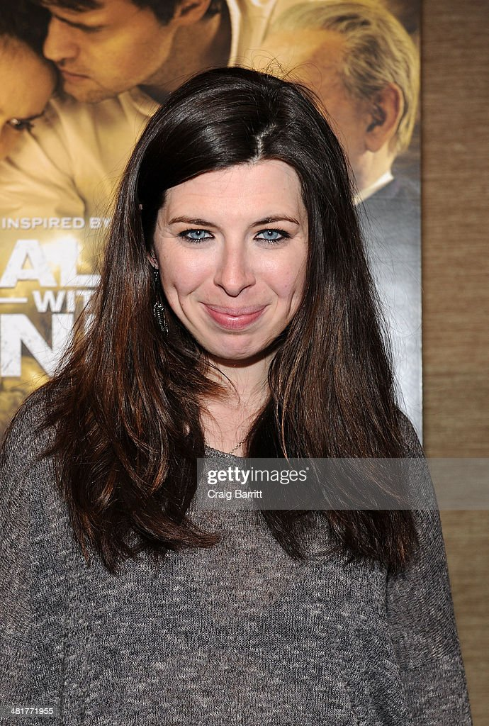 <a gi-track='captionPersonalityLinkClicked' href=/galleries/search?phrase=Heather+Matarazzo&family=editorial&specificpeople=243217 ng-click='$event.stopPropagation()'>Heather Matarazzo</a> attends the 'Walking With The Enemy' screening at Dolby 88 Theater on March 31, 2014 in New York City.