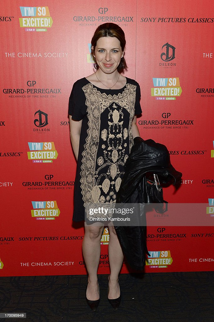 <a gi-track='captionPersonalityLinkClicked' href=/galleries/search?phrase=Heather+Matarazzo&family=editorial&specificpeople=243217 ng-click='$event.stopPropagation()'>Heather Matarazzo</a> atttends Girard-Perregaux And The Cinema Society With DeLeon Host a Screening Of Sony Pictures Classics' 'I'm So Excited' at Sunshine Landmark on June 6, 2013 in New York City.