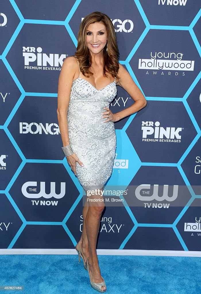 Heather McDonald attends the 2014 Young Hollywood Awards brought to you by Samsung Galaxy at The Wiltern on July 27, 2014 in Los Angeles, California.