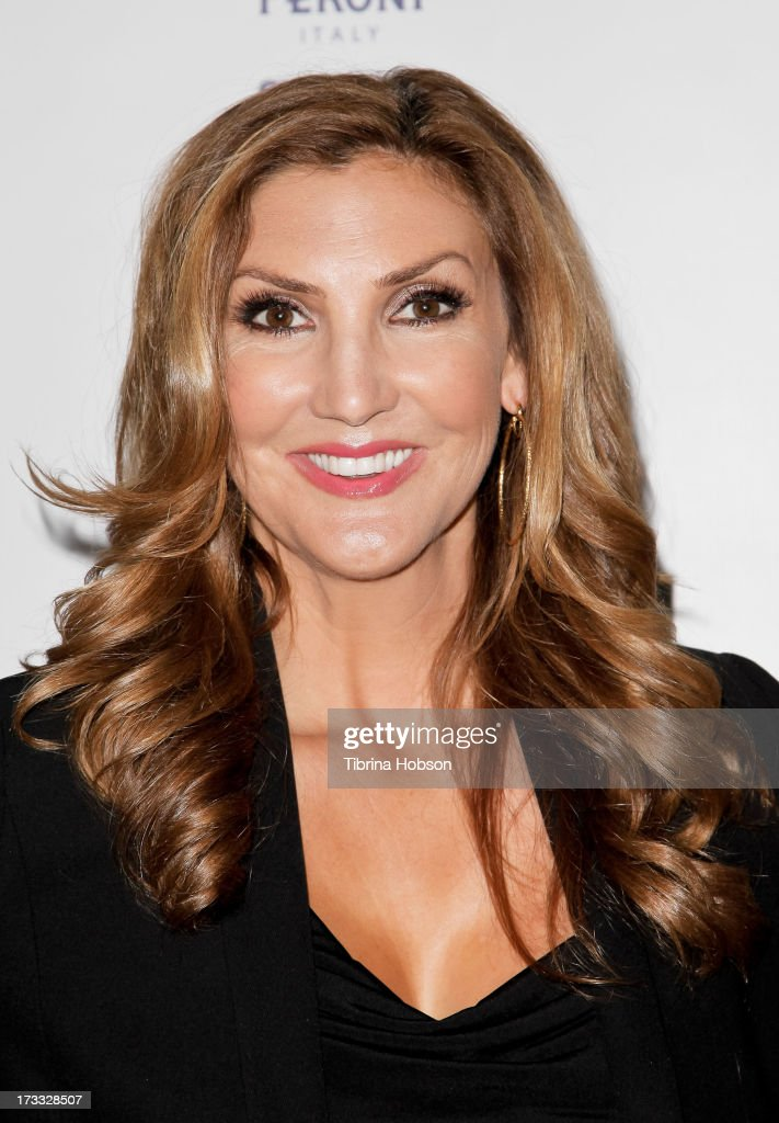 <a gi-track='captionPersonalityLinkClicked' href=/galleries/search?phrase=Heather+McDonald&family=editorial&specificpeople=4756128 ng-click='$event.stopPropagation()'>Heather McDonald</a> attends the Gents at Kitson launch event at Kitson on Roberston on July 11, 2013 in Beverly Hills, California.