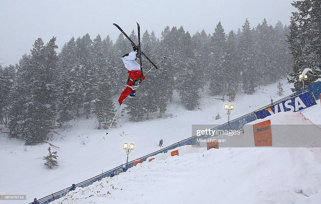2014 FIS Freestyle Ski World Cup Mogul Competition