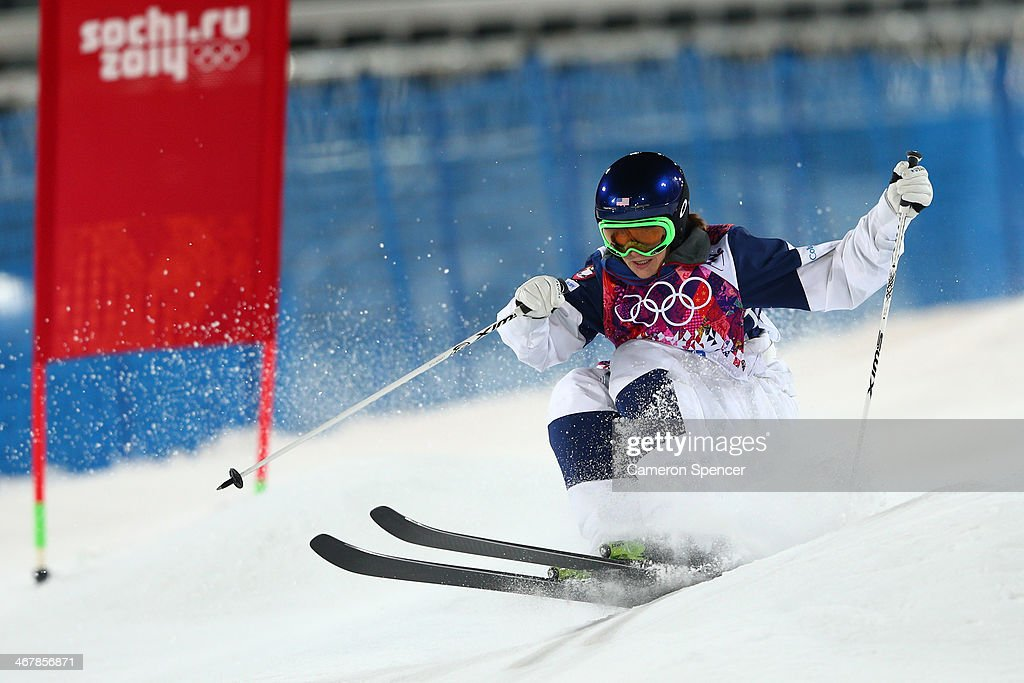 Freestyle Skiing - Winter Olympics Day 1