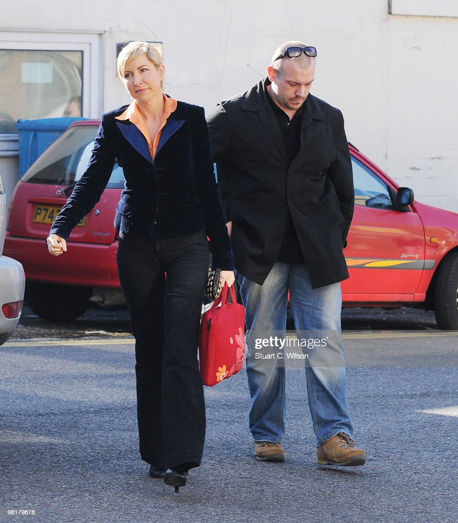 Heather Mills attends an employment tribunal at Ashford Employment Tribunal Centre on April 1, 2010 in Ashford, Kent.