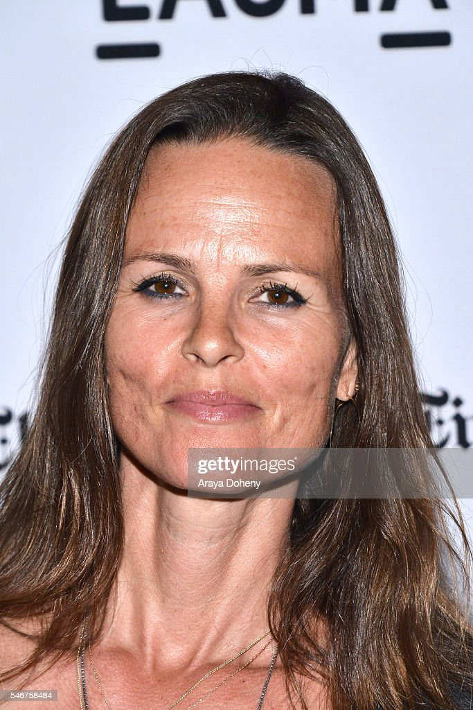 Heather Rae attends the Film Independent at LACMA 'Tallulah' screening and QA at Bing Theatre At LACMA on July 12 2016 in Los Angeles California