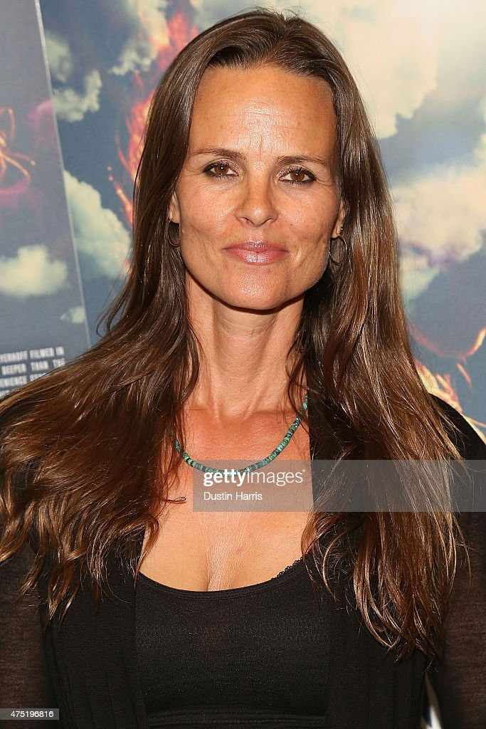 Heather Rae attends the 'I Believe In Unicorns' New York Premiere at IFC Center on May 29 2015 in New York City