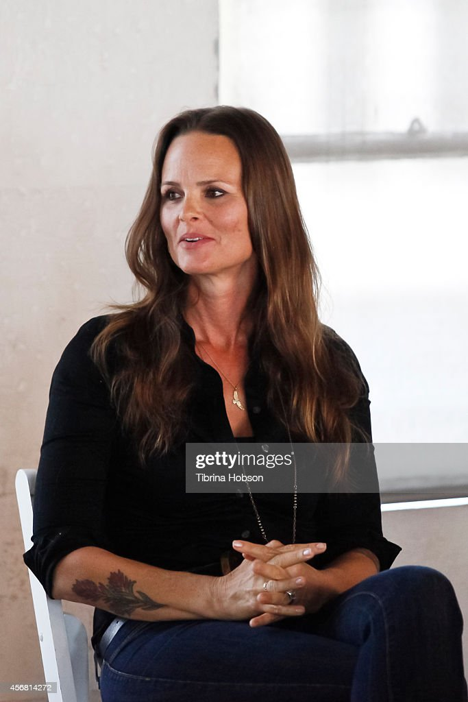 Heather Rae attends the 'iWe Summit' at Catchlight Studios on September 27 2014 in Los Angeles California