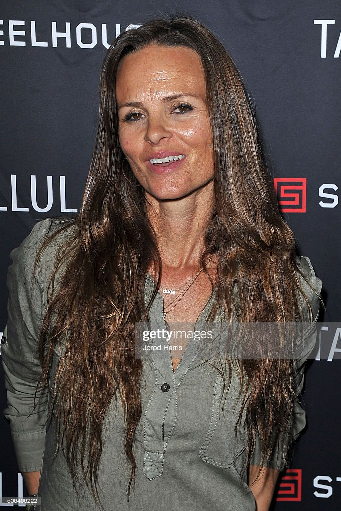 Heather Rae attends the SteelHouse Hosted Tallulah Cocktail Party at Sundance on January 23 2016 in Park City Utah