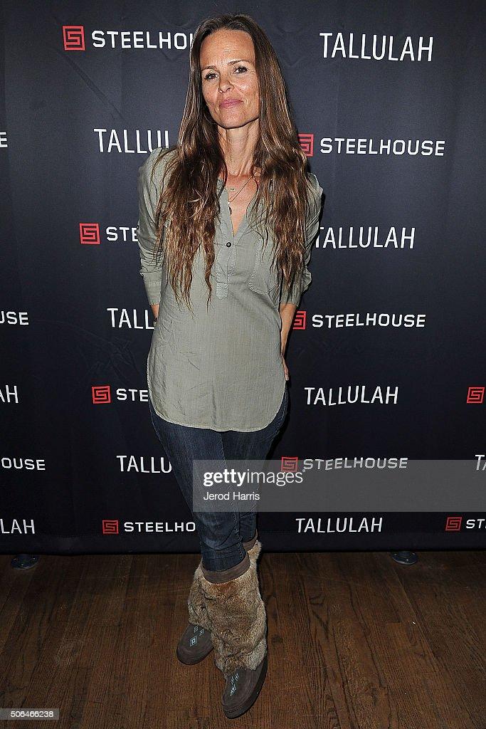 Tallulah Cocktail Party Hosted By Steelhouse At Sundance - 2016 Park City