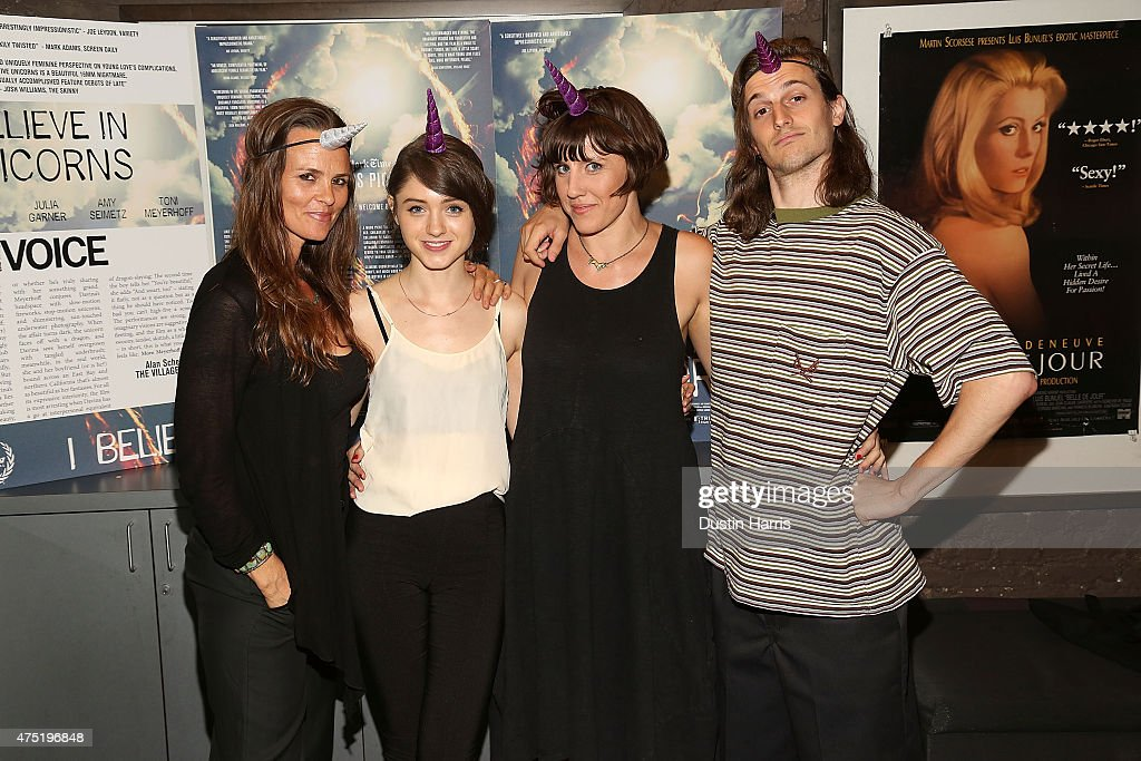 """I Believe In Unicorns"" New York Premiere"