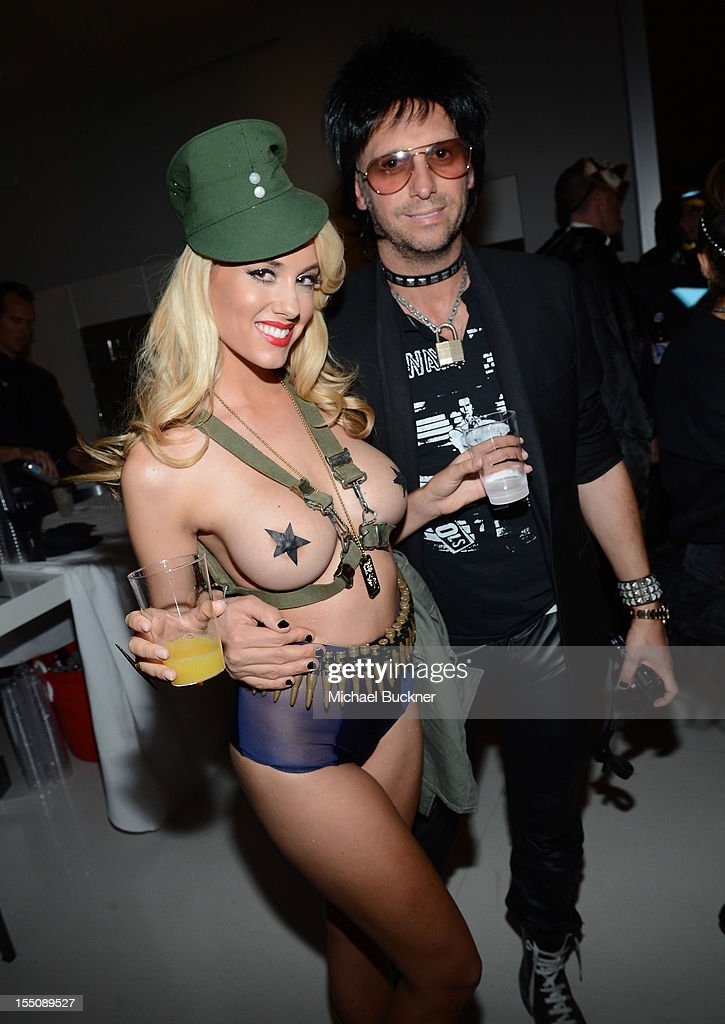 Treats! Magazine Annual Halloween Party | Getty Images