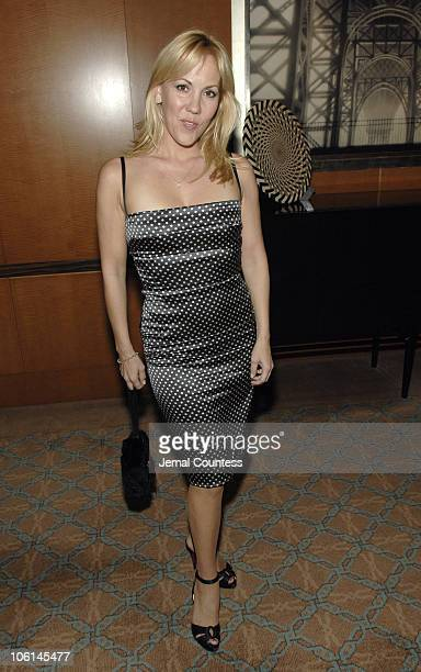 Heather Randall during Signature Theatre Company's Salute to August Wilson Arrivals at Ritz Carlton New York in New York City New York United States