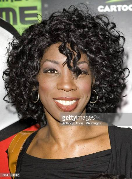 Heather Small arrives for the premiere of 'Ben 10 Race Against Time' at the Vue in Leicester Square London
