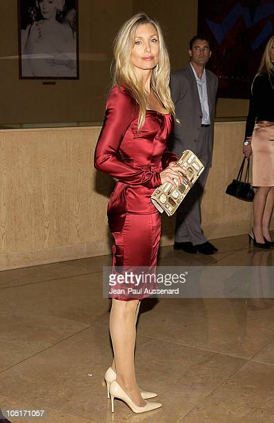 Heather Thomas Brittenham during The 2003 Spirit of Liberty Award Dinner at The Beverly Hilton in Beverly Hills California United States