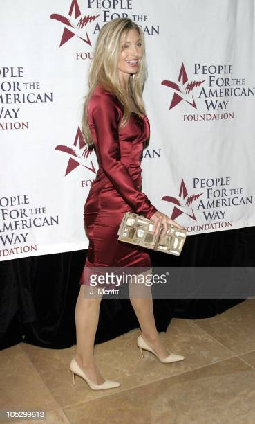 Heather Thomas during 2003 Los Angeles Spirit Of Liberty Awards at The Beverly Hilton in Beverly Hills California United States