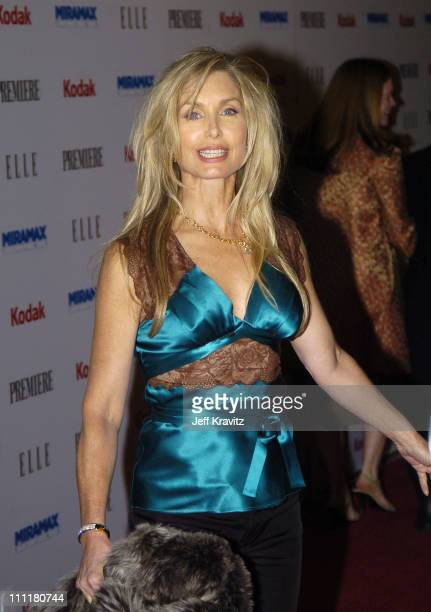 Heather Thomas during 2005 Miramax PreOscar Party at Pacific Design Center in Los Angles California United States