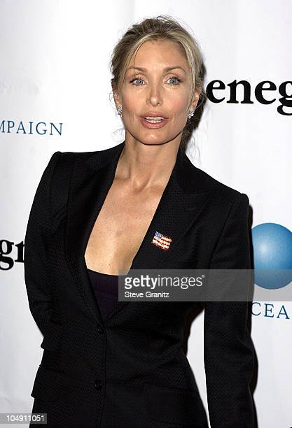 Heather Thomas during American Oceans Campaign 2001 Partners Award at Century Plaza Hotel in Los Angeles California United States