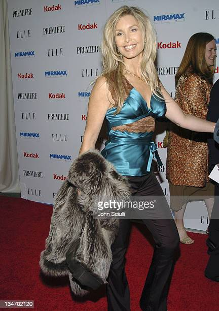 Heather Thomas during Miramax PreOscar Party and 25th Anniversary Celebration Arrivals at Pacific Design Center in West Hollywood California United...