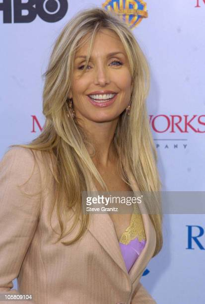 Heather Thomas during NRDC's 'Earth To LA The Greatest Show On Earth' Benefit at Wadsworth Theatre in Westwood California United States
