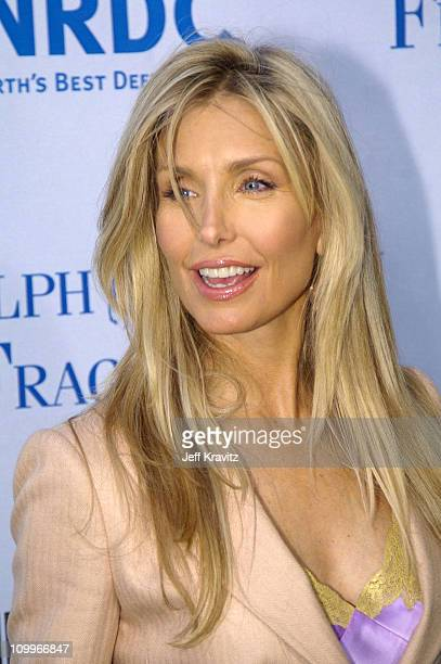 Heather Thomas during NRDC's Earth To LA The Greatest Show On Earth Arrivals at Wadsworth Theater in Los Angeles California United States
