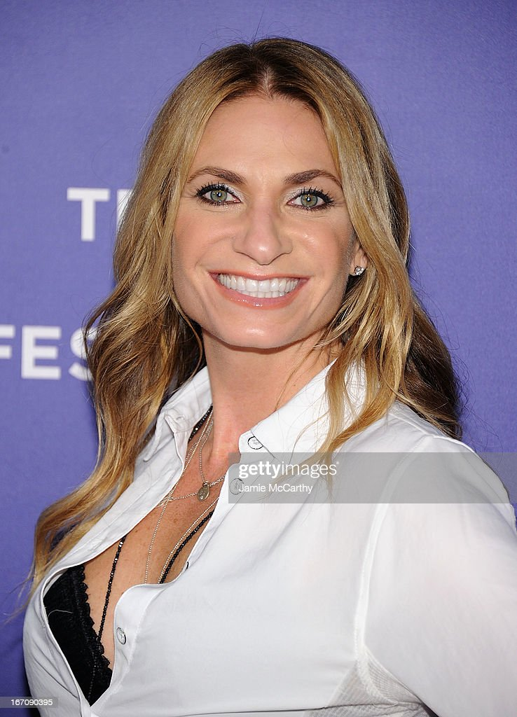Heather Thomson attends the screening of 'In God We Trust' during the 2013 Tribeca Film Festival at SVA Theater on April 19, 2013 in New York City.