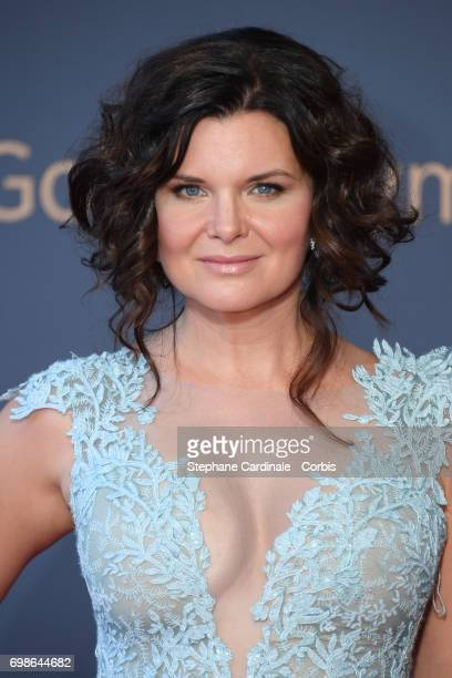 Heather Tom attends the 57th Monte Carlo TV Festival Closing Ceremony on June 20 2017 in MonteCarlo Monaco